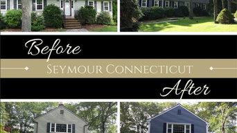 Siding Project, Seymour Connecticut