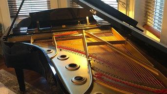 Grand Piano Move