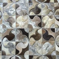 Atalaya cowhide rug - Area Rugs