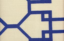 Brighton Fabric, New Navy on Tint