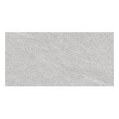 "Nature Grey Rectified Porcelain Tile, 24""x48"""