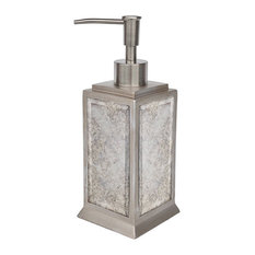 Palazzo Vintage Mirror Soap and Lotion Dispenser