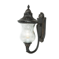 Yosemite One Exterior Light With Oil Rubbed Bronze Finish 5695ORB2-S