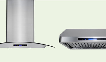 Up to 50% Off Range Hoods and Appliances