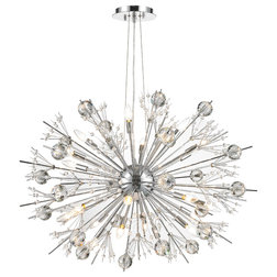 Chandeliers by Crystal Lighting Palace