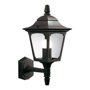Chapel Mini Wall Lantern, Uplight