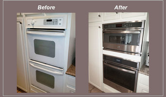 Double Oven Installation
