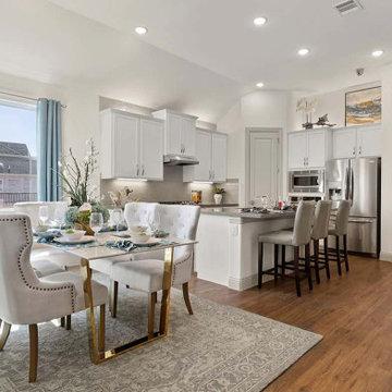 Dallas, TX | Lakewood at Brookhollow – Premier Oleander Breakfast Area