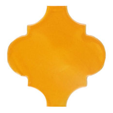 4.2x4.2 9 pcs Espanola Yellow Mexican Tile