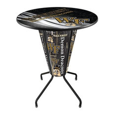 Lighted Wake Forest Pub Table