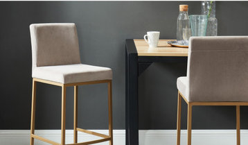 This Fall's Bestselling Bar Stools