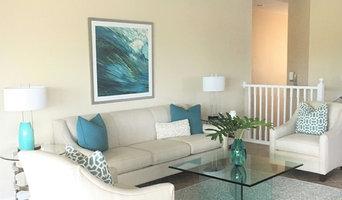 Naples Condo Living Room