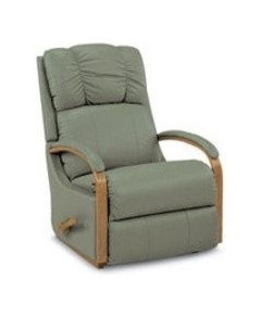 Petite recliner for a woman