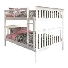 Lillian Bunk Bed, Full-Over-Full