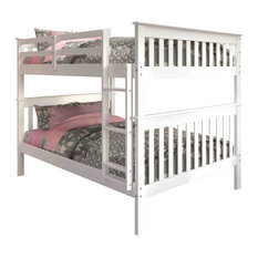 Residence - Lillian Bunk Bed, Full-Over-Full - Bunk Beds