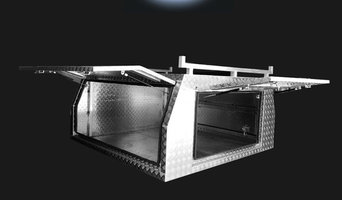 Aluminium Ute Canopies
