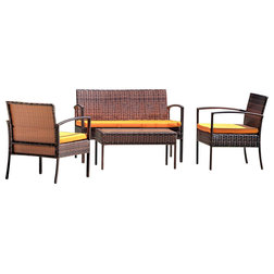 Ideal Tropical Outdoor Lounge Sets by VirVentures