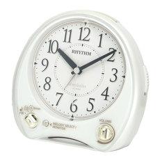 Rhythm, Morning Melody, Musical Alarm Clock