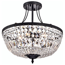 Traditional Flush-mount Ceiling Lighting by Edvivi Lighting