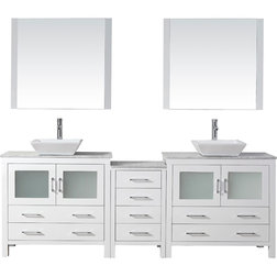 Lovely Modern Bathroom Vanities And Sink Consoles by Virtu Usa Inc
