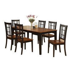 7-piece dining room sets | houzz