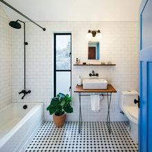Octagon Tile Mosaics