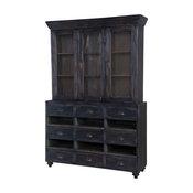 European Farmhouse Display Cabinet