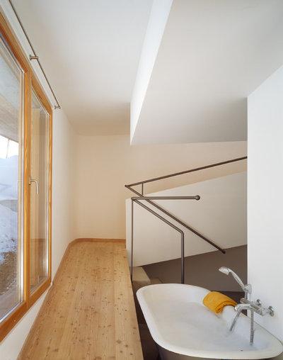 Contemporáneo  by Drexler Guinand Jauslin Architekten GmbH