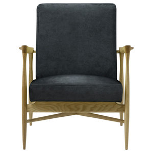 Floating Armchair, Chic Grey
