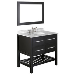 Superb Transitional Bathroom Vanities And Sink Consoles by Modern Concept Home