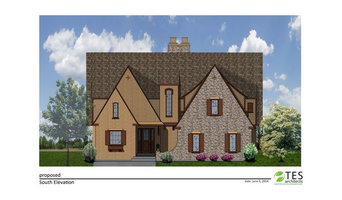 Proposed White Eagle Residence