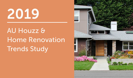 2019 Australia Houzz & Home Renovation Trends Study