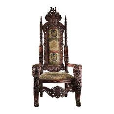 Lord Raffles Throne
