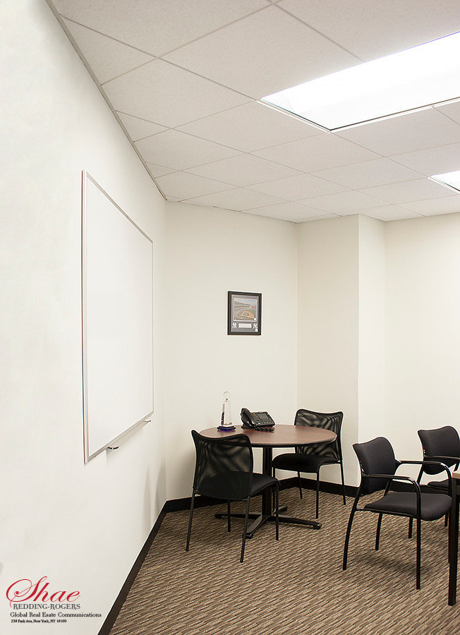 Conference in Office Room