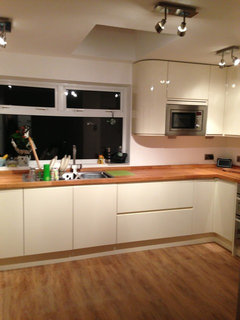 Wondering If High Gloss Kitchen Cabinets Are Easily Scratched Or Are