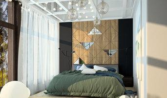Дизайн интерьера гостевого дома по ул. Добролюбова
