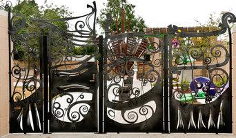 Bywater art loft gates