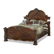 Michael Amini - AICO Windsor Court Bed Collection, Eastern King - Panel Beds