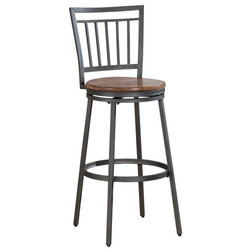 Industrial Bar Stools And Counter Stools by American Woodcrafters