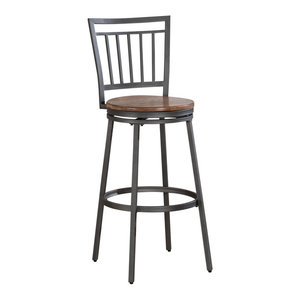 Chi Barstool White Hgpa110 By Nuevoliving 2018 Sale