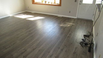 Pergo flooring installation