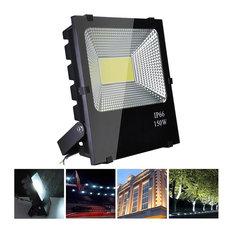 Led Flood Light Cool White Ip66 Outdoor Landscape Security Spotlight, 150W