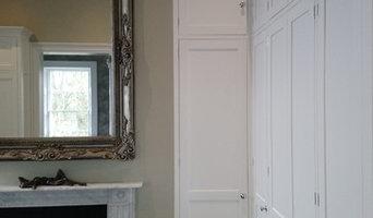 Built-in wardrobes Willoughby House Cheltenham