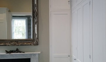 Built-in wardrobes Willoughby House Cheltenham
