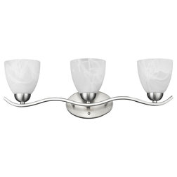 Contemporary Bathroom Vanity Lighting by CHLOE Lighting, Inc.