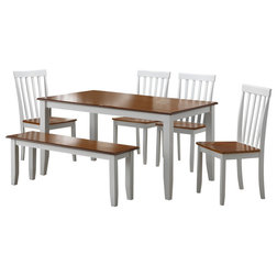 Transitional Dining Sets by Boraam Industries, Inc.
