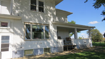 Picture Perfect Farm House Remodel- before