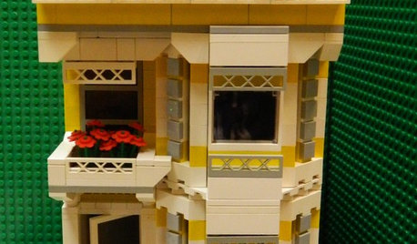 Houzz Call: Show Us Your Lego Creations