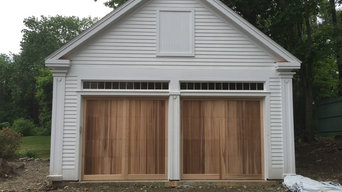 New construction detached 2 car garage / barn