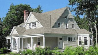 Shingle Style Residence, New Construction